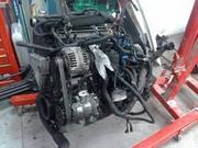 Для Шкода-Фабиа,  2000-2005 г. в.,  1.9TDI - двигатель,  навесное,  МКПП